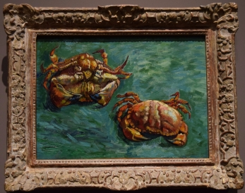 Two Crabs by Van Gogh