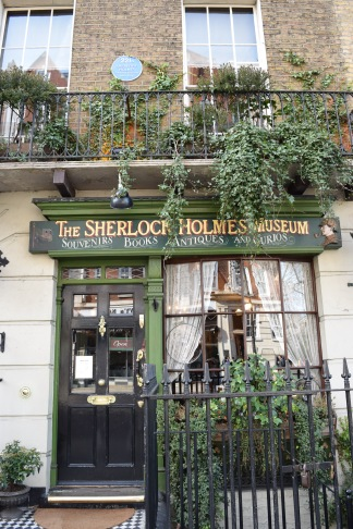Adorable Sherlock Holmes Museum and Gift Shop