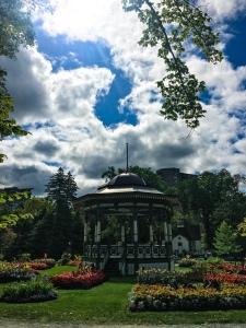 Halifax Public Gardens Gazebo