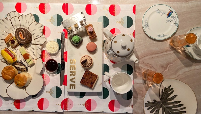 Fairmont Chateau Laurier Afternoon tea at home (takeout)